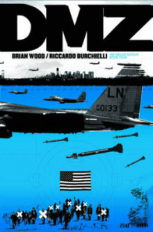 DMZ: Book 4 av Brian Wood (Innbundet)