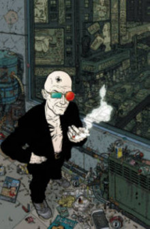 Absolute Transmetropolitan: Vol 1 av Warren Ellis (Innbundet)
