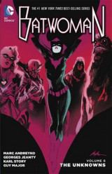 Omslag - Batwoman: The Unknowns Volume 6