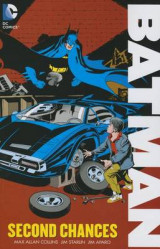 Omslag - Batman: Second Chances TP