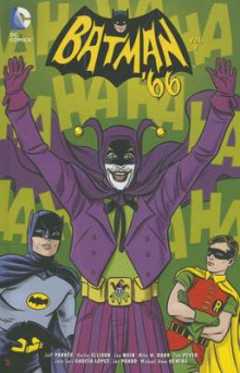 Batman 66: Vol 4 av Jeff Parker (Innbundet)