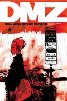 DMZ The Deluxe Edition HC Book Five av Brian Wood (Innbundet)