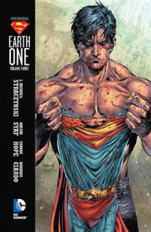 Superman Earth One: Vol 3 av J. Michael Straczynski (Heftet)