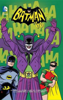 Batman 66: Vol 4 av Jeff Parker (Heftet)