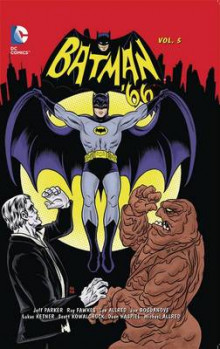 Batman 66: Vol 5 av Jeff Parker (Innbundet)