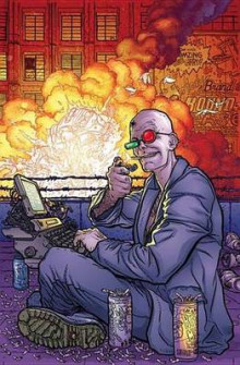 Absolute Transmetropolitan: Vol 2 av Warren Ellis (Innbundet)