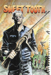 Sweet Tooth Deluxe Book Two av Jeff Lemire (Innbundet)