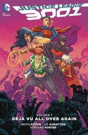 Justice League 3001 Vol. 1 av Keith Giffen (Heftet)