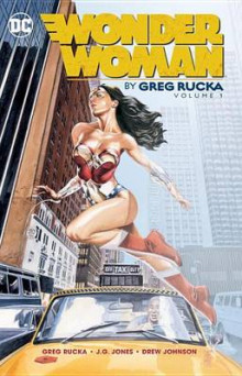 Wonder Woman: Vol. 1 av Greg Rucka (Heftet)