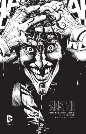 Batman Noir: The Killing Joke av Brian Bolland og Alan Moore (Innbundet)