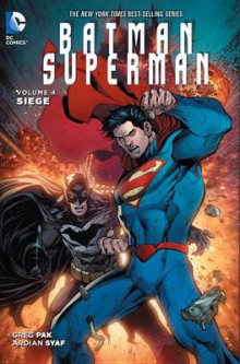 Batman Superman: Siege Vol 4 av Greg Pak (Heftet)