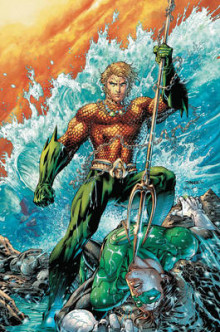 Aquaman: A Celebration of 75 Years av Various (Innbundet)