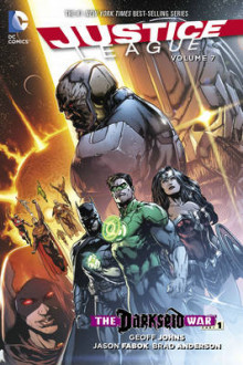 Justice League: Darkseid War Volume 7, Part 1 av Geoff Johns (Heftet)