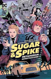 Sugar & Spike av Keith Giffen (Heftet)