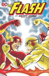 Omslag - The Flash By Geoff Johns Book Three