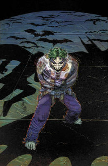 Dark Knight Returns the Last Crusade av Frank Miller og Brian Azzarello (Innbundet)