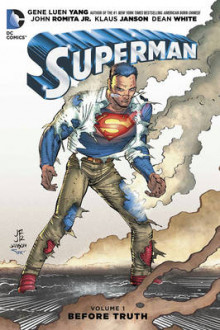 Superman TP: Truth Volume 1 av Gene Luen Yang (Heftet)