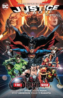 Justice League: Part 2 av Geoff Johns (Heftet)