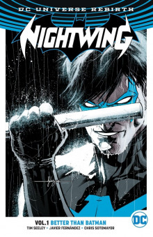 Nightwing: Better Than Batman (Rebirth) Volume 1 av Tim Seeley (Heftet)