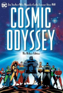 Cosmic Odyssey The Deluxe Edition HC av Jim Starlin (Innbundet)