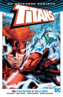 Titans: The Return of Wally West (Rebirth) Vol 1 av Dan Abnett (Heftet)