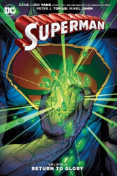 Superman Vol. 2 Return To Glory av Gene Luen Yang (Heftet)