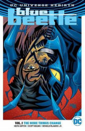 Blue Beetle Vol. 1 The More Things Change (Rebirth) av Keith Giffen (Heftet)