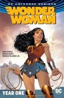 Wonder Woman av Greg Rucka (Heftet)