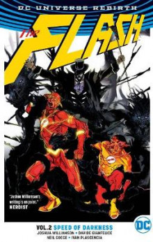 Flash TP Vol 2 (Rebirth) av Joshua Williamson (Heftet)