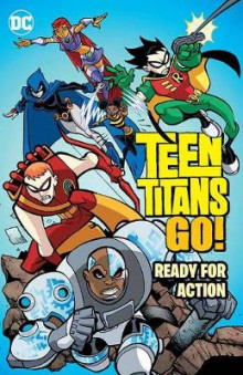 Teen Titans Go Ready for Action av Various (Heftet)