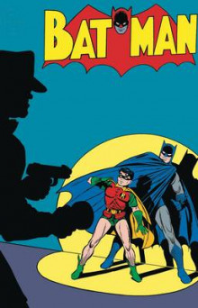 Batman the Golden Age Omnibus: Vol. 3 av Various (Innbundet)