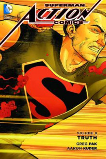 Superman Action Comics: Truth Volume 8 av Greg Pak (Heftet)