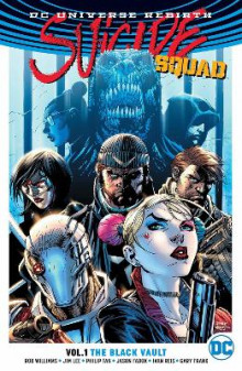 Suicide Squad: The Black Vault (Rebirth) Volume 1 av Rob Williams (Heftet)
