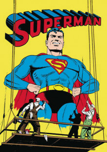 Superman The Golden Age Omnibus HC Vol 03 av Jerry Siegel (Innbundet)