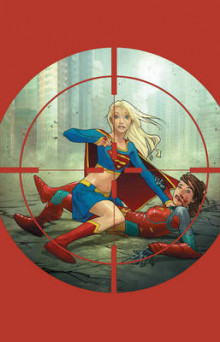 Supergirl Friends and Fugitves av Sterling Gates og Greg Rucka (Heftet)