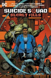 Suicide Squad: Secret Files av Vita Ayala, Michael Moreci og Christopher Sebela (Heftet)