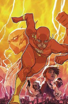 The Flash The Rebirth Deluxe Edition Book 1 (Rebirth) av Joshua Williamson (Innbundet)