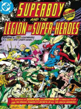Omslag - Superboy and the Legion of SuperHeroes HC Vol 1