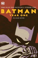 Batman Year One Deluxe Edition av Frank Miller (Innbundet)
