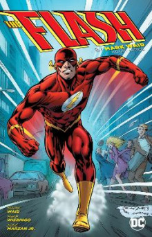 The Flash By Mark Waid Book Three av Mark Waid (Heftet)