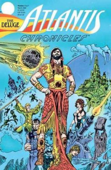 Aquaman The Atlantis Chronicles Deluxe Edition av Peter David (Innbundet)