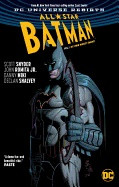 Omslag - All-Star Batman Vol. 1 My Own Worst Enemy (Rebirth)