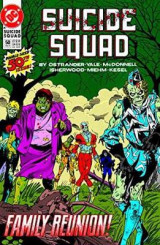 Omslag - Suicide Squad Vol. 7 The Dragon's Hoard (Ostrander)