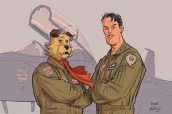 Dastardly and Muttley av Garth Ennis (Heftet)