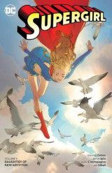 Omslag - Supergirl Vol. 4 Daughter Of New Krypton