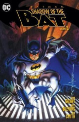 Omslag - Batman Shadow Of The Bat Vol. 3