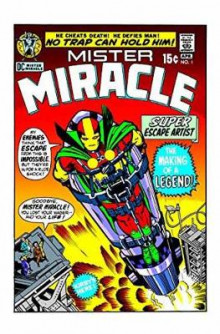 Mister Miracle By Jack Kirby (New Edition) av Jack Kirby (Heftet)