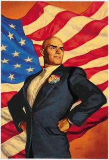 Superman President Luthor (New Edition) av Jeph Loeb (Heftet)