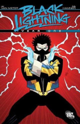 Omslag - Black Lightning Year One (New Edition)