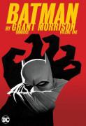 Batman historien bok